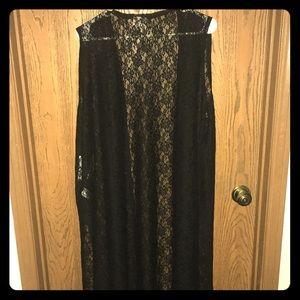 NWT Lularoe Black Lace Joy